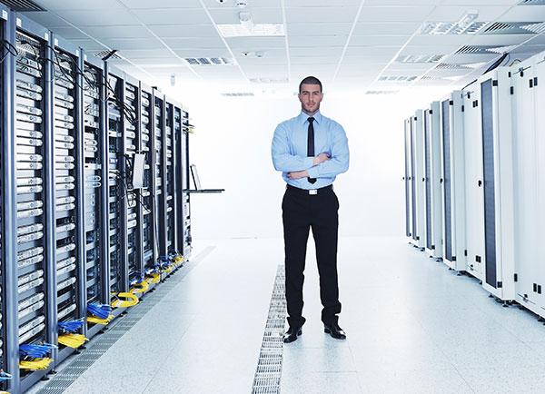 Server Installation und Wartung